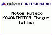 Motos Auteco KAWAKIMOTOR Ibague Tolima