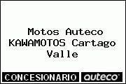 Motos Auteco KAWAMOTOS Cartago Valle