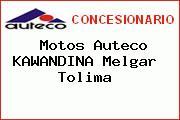 Motos Auteco KAWANDINA Melgar  Tolima