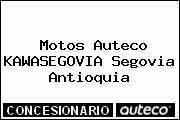 Motos Auteco KAWASEGOVIA Segovia Antioquia
