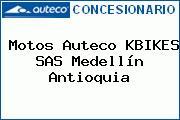 Teléfono y Dirección de Motos Auteco KBIKES SAS, Medellín, Antioquia, Colombia