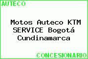 Motos Auteco KTM SERVICE Bogotá Cundinamarca