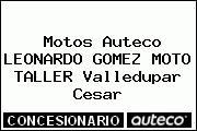 Motos Auteco LEONARDO GOMEZ MOTO TALLER Valledupar Cesar