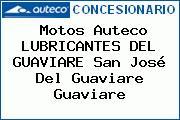 Motos Auteco LUBRICANTES DEL GUAVIARE San José Del Guaviare Guaviare
