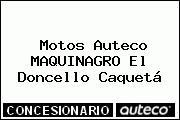 Motos Auteco MAQUINAGRO El Doncello Caquetá