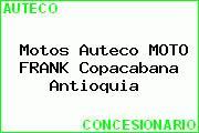 Motos Auteco MOTO FRANK Copacabana Antioquia