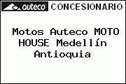 Motos Auteco MOTO HOUSE Medellín Antioquia