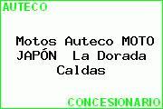 Motos Auteco MOTO JAPÓN La Dorada Caldas