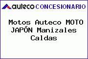Motos Auteco MOTO JAPÓN Manizales Caldas