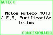Motos Auteco MOTO J.E.S. Purificación Tolima