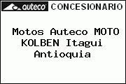 Teléfono y Dirección de Motos Auteco MOTO KOLBEN, Itagui, Antioquia, Colombia