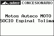 Motos Auteco MOTO SOCIO Espinal Tolima