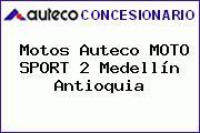 Motos Auteco MOTO SPORT 2 Medellín Antioquia