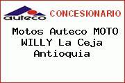 Motos Auteco MOTO WILLY La Ceja Antioquia