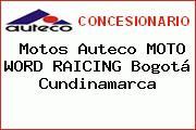Motos Auteco MOTO WORD RAICING Bogotá Cundinamarca