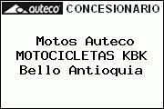 Motos Auteco MOTOCICLETAS KBK Bello Antioquia