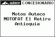 Motos Auteco MOTOFAT El Retiro Antioquia