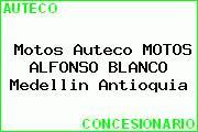 Motos Auteco MOTOS ALFONSO BLANCO Medellin Antioquia