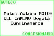 Motos Auteco MOTOS DEL CAMINO Bogotá Cundinamarca