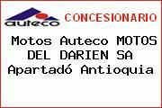 Motos Auteco MOTOS DEL DARIEN SA Apartadó Antioquia