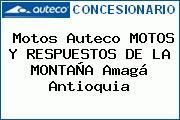 Motos Auteco MOTOS Y RESPUESTOS DE LA MONTAÑA Amagá Antioquia
