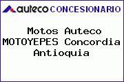 Motos Auteco MOTOYEPES Concordia Antioquia