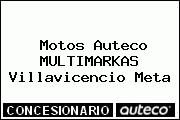 Motos Auteco MULTIMARKAS Villavicencio Meta