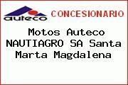 Motos Auteco NAUTIAGRO SA Santa Marta Magdalena
