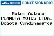 Motos Auteco PLANETA MOTOS LTDA. Bogota Cundinamarca