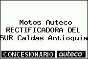 Motos Auteco RECTIFICADORA DEL SUR Caldas Antioquia