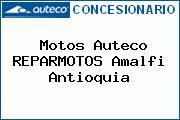 Motos Auteco REPARMOTOS Amalfi Antioquia