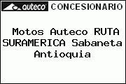 Motos Auteco RUTA SURAMERICA Sabaneta Antioquia