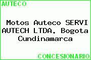 Motos Auteco SERVI AUTECH LTDA. Bogota Cundinamarca