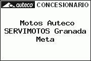 Motos Auteco SERVIMOTOS Granada Meta