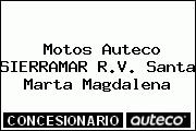 Motos Auteco SIERRAMAR R.V. Santa Marta Magdalena