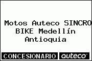 Motos Auteco SINCRO BIKE Medellín Antioquia