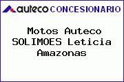 Motos Auteco SOLIMOES Leticia Amazonas