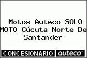 Motos Auteco SOLO MOTO Cúcuta Norte De Santander