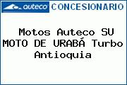 Motos Auteco SU MOTO DE URABÁ Turbo Antioquia
