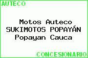 Motos Auteco SUKIMOTOS POPAYÁN Popayan Cauca
