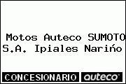 Motos Auteco SUMOTO S.A. Ipiales Nariño
