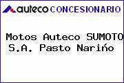 Motos Auteco SUMOTO S.A. Pasto Nariño
