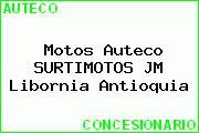 Motos Auteco SURTIMOTOS JM Libornia Antioquia
