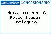 Motos Auteco UG Motos Itagui Antioquia