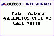 Motos Auteco VALLEMOTOS CALI #2 Cali Valle