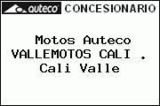 Motos Auteco VALLEMOTOS CALI . Cali Valle