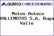 Motos Auteco VALLEMOTOS S.A. Buga  Valle