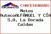 Motos AutecoALFÁNGEL Y CÍA S.A. La Dorada Caldas