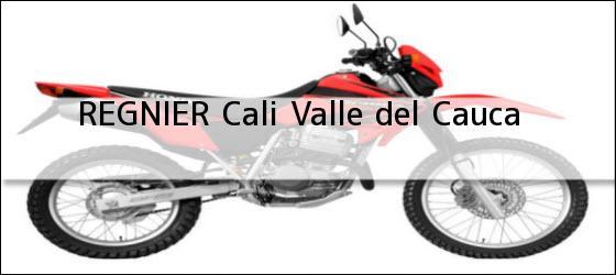 Teléfono, Dirección y otros datos de contacto para REGNIER, Cali, Valle del Cauca, Colombia