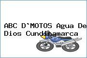 ABC D`MOTOS Agua De Dios Cundinamarca